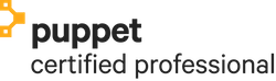 Puppet Certified Professional Logo